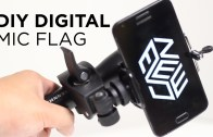 DIY Digital mic flag