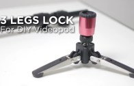 3 Legs Lock Base for DIY videopod review