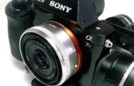 Modded 16mm f2.8 for Sony A7s full frame