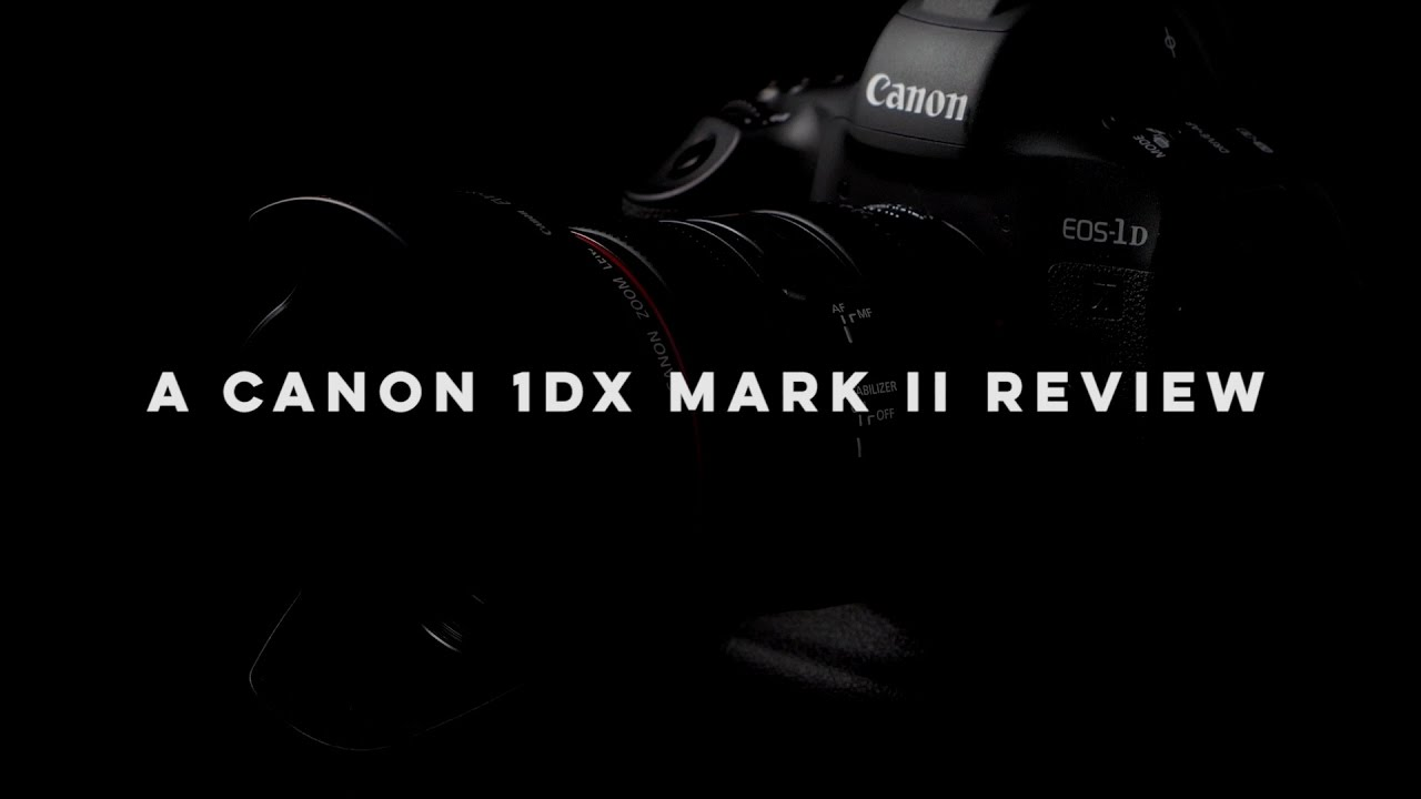 Canon 1Dx Markii review