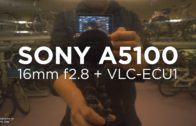 Sony A5100 vlogging test