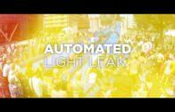 Automated Light Leak Preset