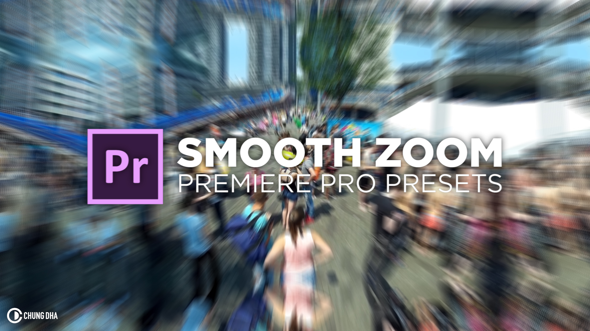 Smooth Zoom Transition Preset #adobe #premierepro #videoediting