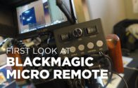 Cinegear Pro Blackmagic Micro Remote Control