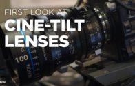 Schneider Cine-Tilt Lenses
