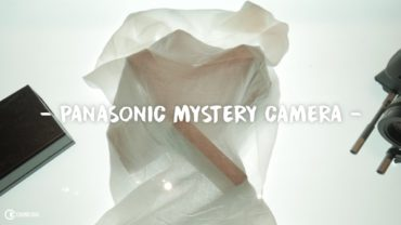 Panasonic reveals a mystery camera at NAB Show 2017