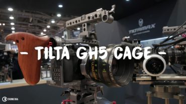Tilta Panasonic GH5 Cage revealed at NAB Show 2017 Las Vegas
