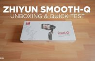 Zhiyun Smooth-Q unboxing
