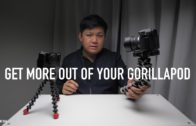 4 Extra ways of using a GorillaPod
