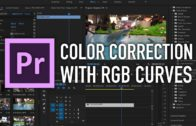 Color Correction with RGB Curves in Premiere Pro