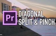 Diagonal Split & Pinch transition