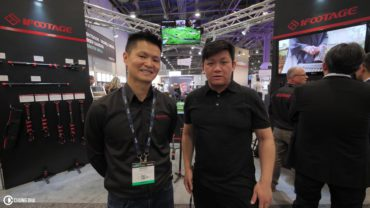 iFootage booth at NAB Show 2017