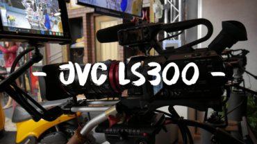 JVC LS-300 most underrated camera at NAB Show 2017