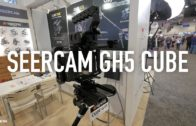 Seercam reveal Cube GH5 Cage at NAB Show 2017