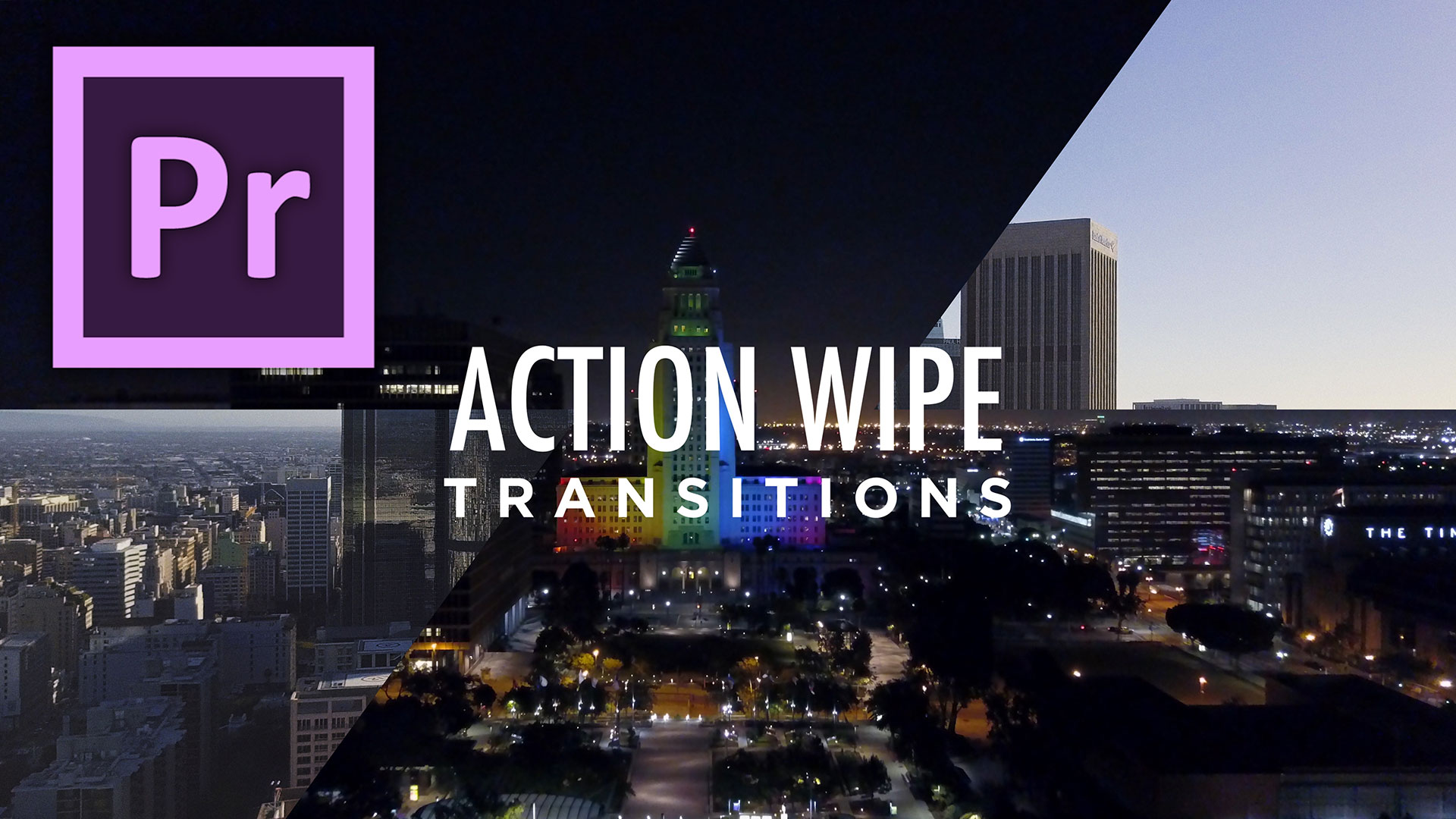 Action Wipe Transitions #adobe #premierepro #videoediting