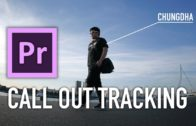 Premiere Pro Call Out Tracking Tutorial