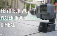 Feiyu Tech WG2 waterproof gimbal