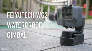 Feiyu Tech WG2 waterproof gimbal