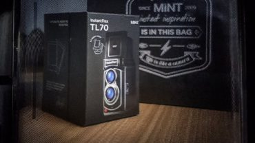 Mint Instaflex TL70 2.0 unboxed by Chung Dha