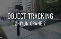 Zhiyun Crane 2 Object Tracking tutorial