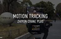 Zhiyun Crane Plus Motion Tracking tutorial