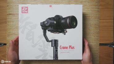 Zhiyun Crane Plus Unboxing