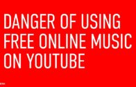 Danger of using Free Online Music on Youtube #musicmonday