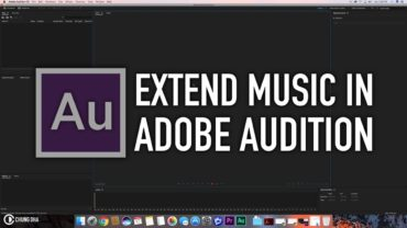 Extend music in Adobe Audition 2018 #MusicMonday