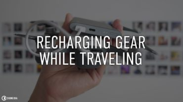 Tips Recharging Gear while Traveling #WisdomWednesday