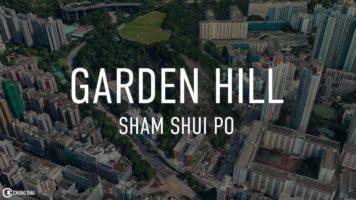 Travel Hong Kong, scouting Garden Hill Sham Shui Po