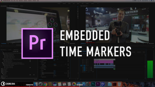Adobe premiere pro chung dha embedded time markers with adobe premiere pro ccuart Image collections