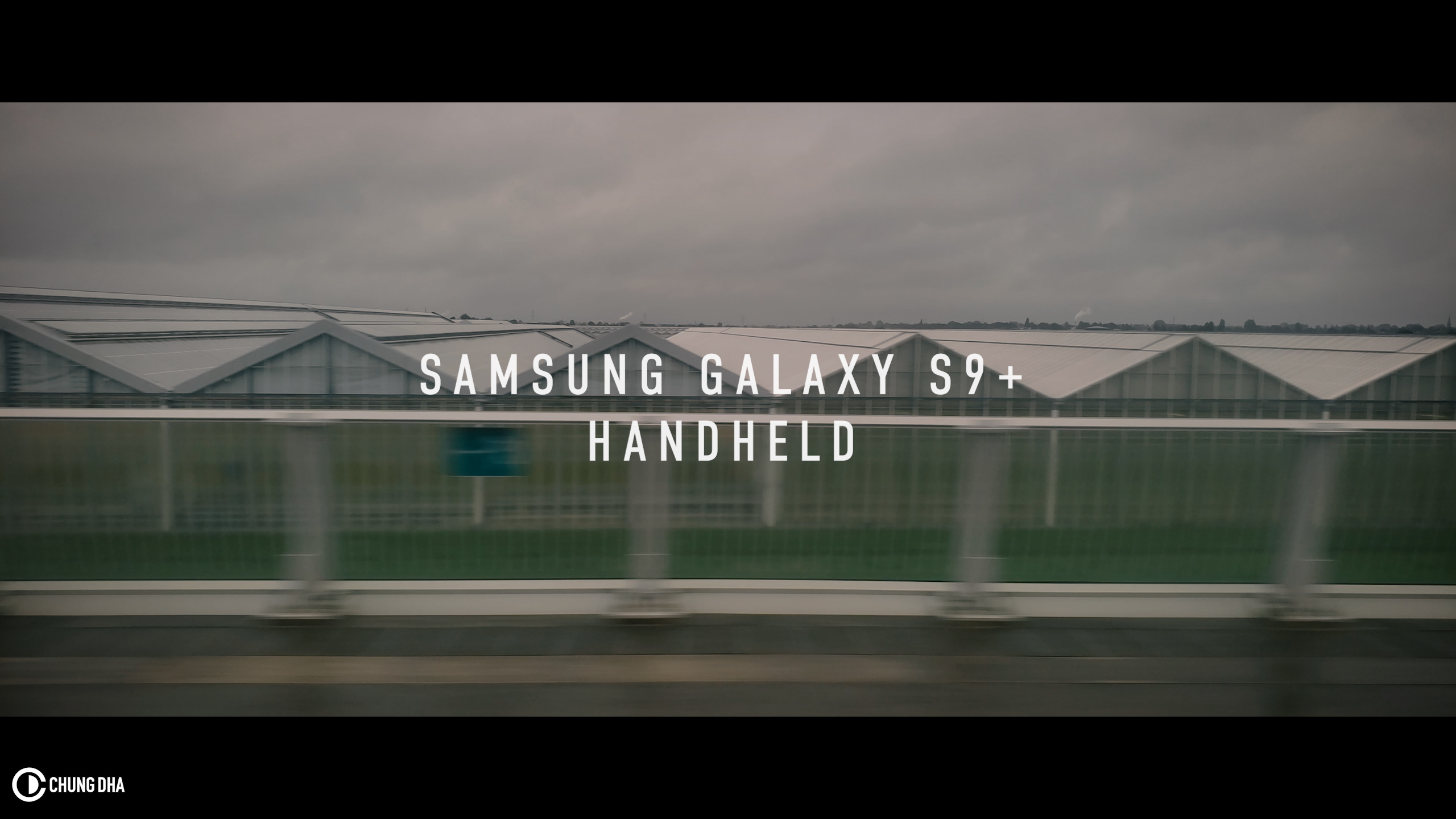 Vlog to NL Handheld with Samsung Galaxy S9+