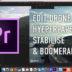 Edit Drone Hyperlapse, Stabilise & Boomerang 4 min quick Premiere Pro tutorial