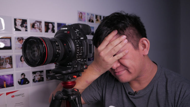 WTF Canon EOS R, 1.7 crop on a Full Frame???