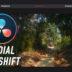 Radial Tiltshift in Davinci Resolve 4min Tutorial