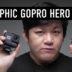 Anamorphic Gopro Hero7 Black with Soligor 1.33x