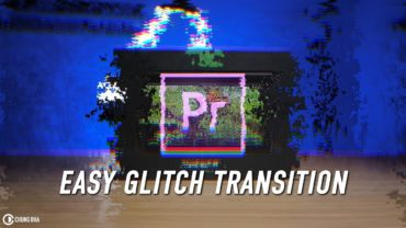 Easy Glitch Transition Premiere Pro Preset