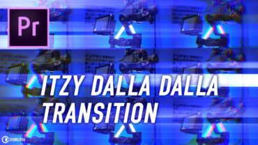 ITZY Dalla Dalla Transition Premiere Pro Preset #adobecc #adobepremiere #videoediting