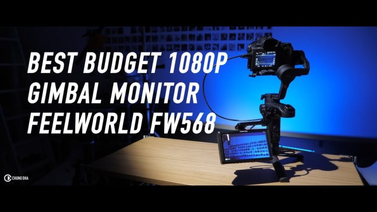 Best #budget #1080p #gimbal #monitor #feelworldfw568 #feelworld