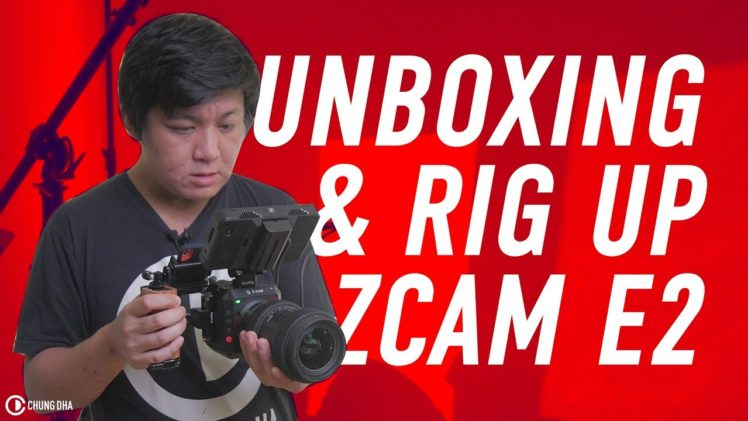 Bought the ZCAM E2 instead of the Blackmagic Pocket 4K