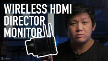 Wireless HDMI Director Monitor // Hollyland Mars300 and Atomos Shinobi