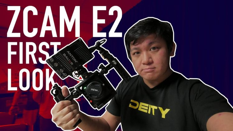 ZCAM E2 First look / Pros & Cons