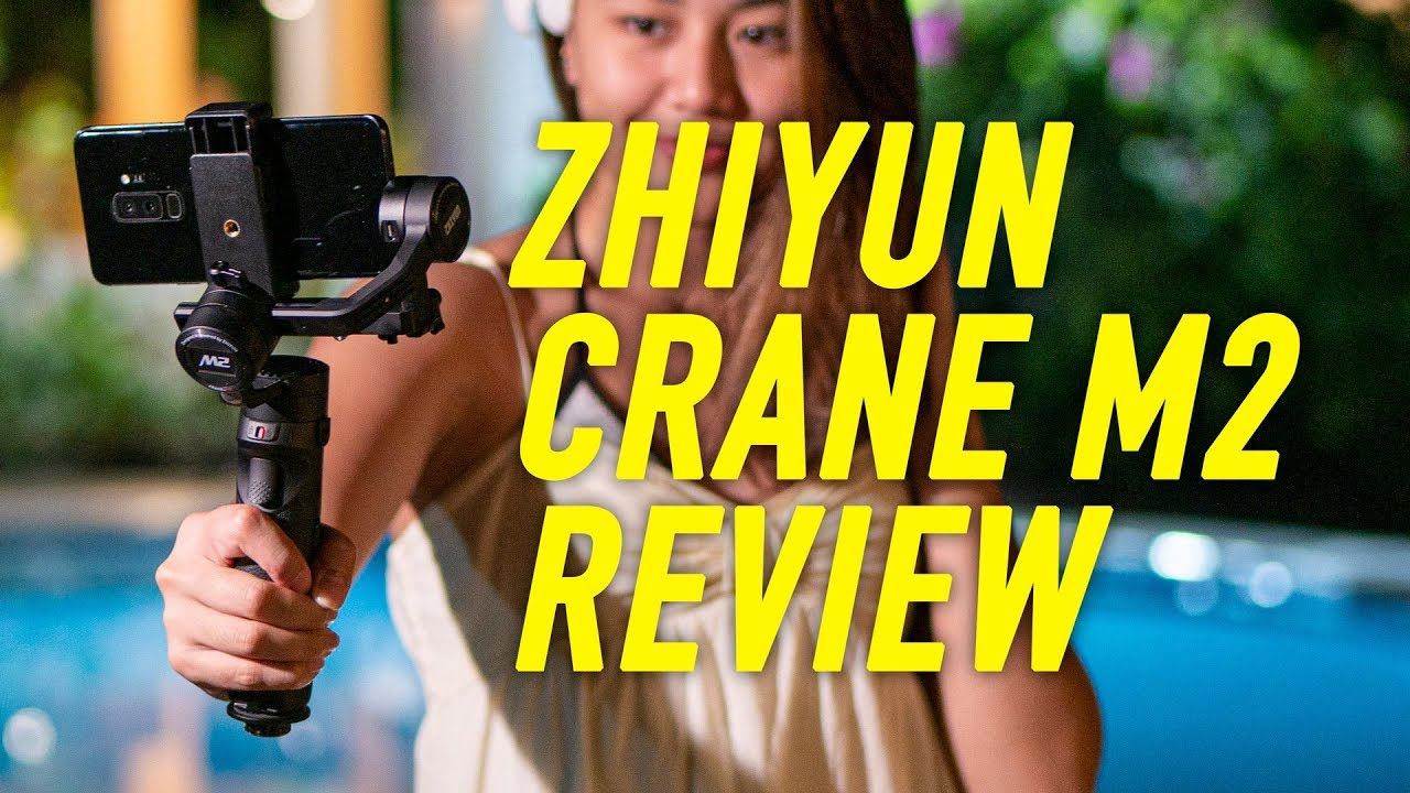Zhiyun Crane M2 review