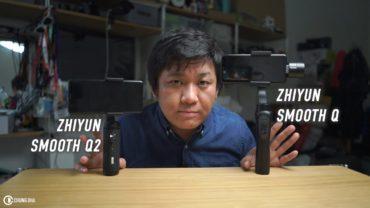 Zhiyun Smooth Q2 vs Smooth Q