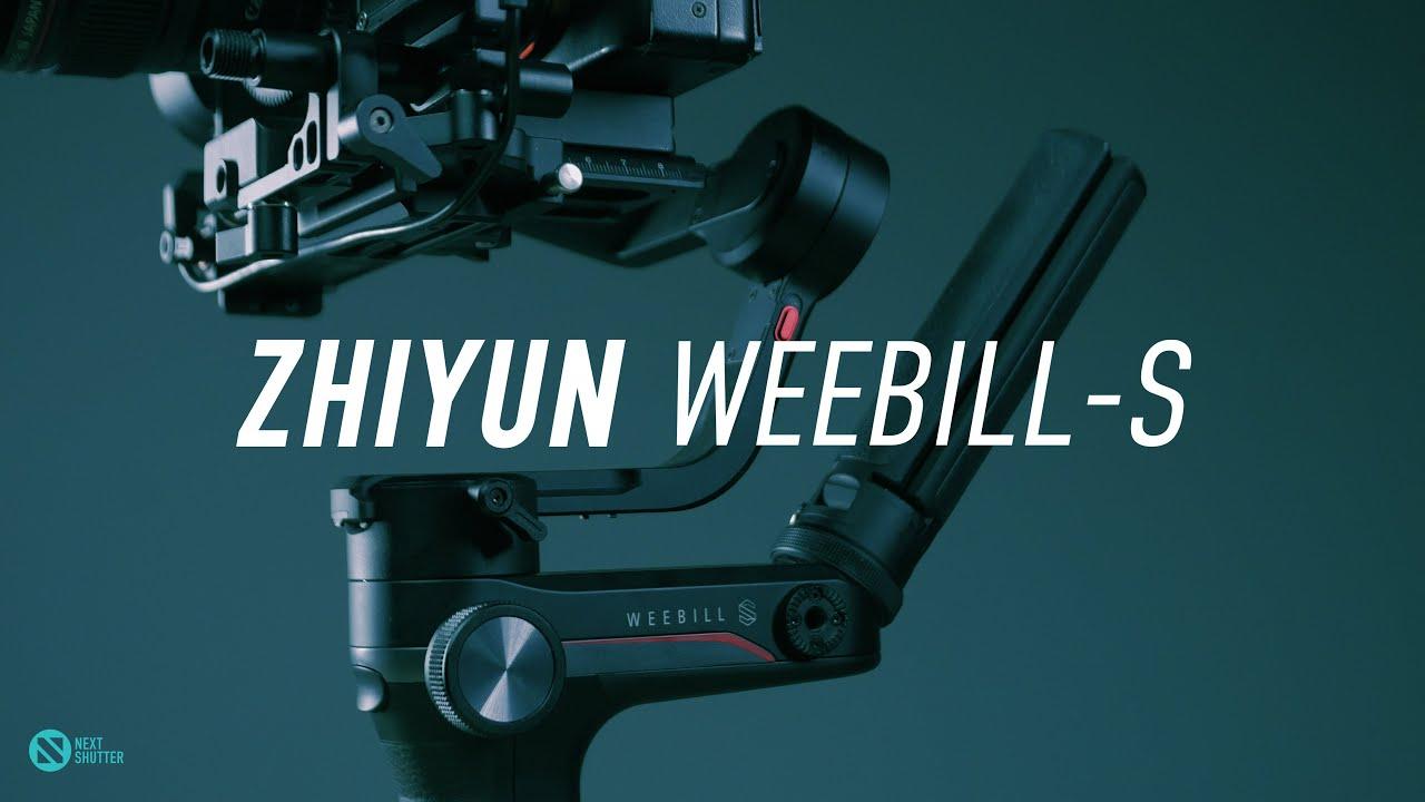 Zhiyun Weebill-S gimbal