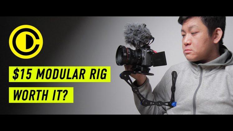 $15 Modular Rig Worth it? Frugal Friday Filmmaking