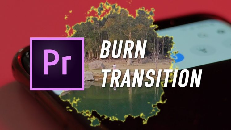 Burn Transition in Adobe Premiere Pro / Timeline Tuesday