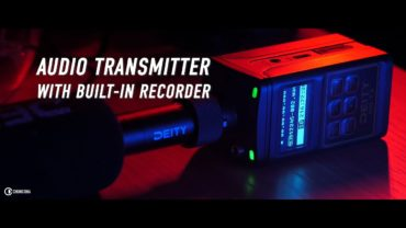 Deity HD-TX Audio Transmitter with Built-in Recorder
