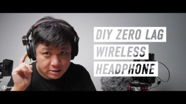 #diywednesday build a zero lag wireless heaphone