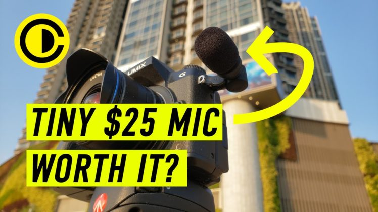 Tiny $25 Microphone worth it? Frugal Friday